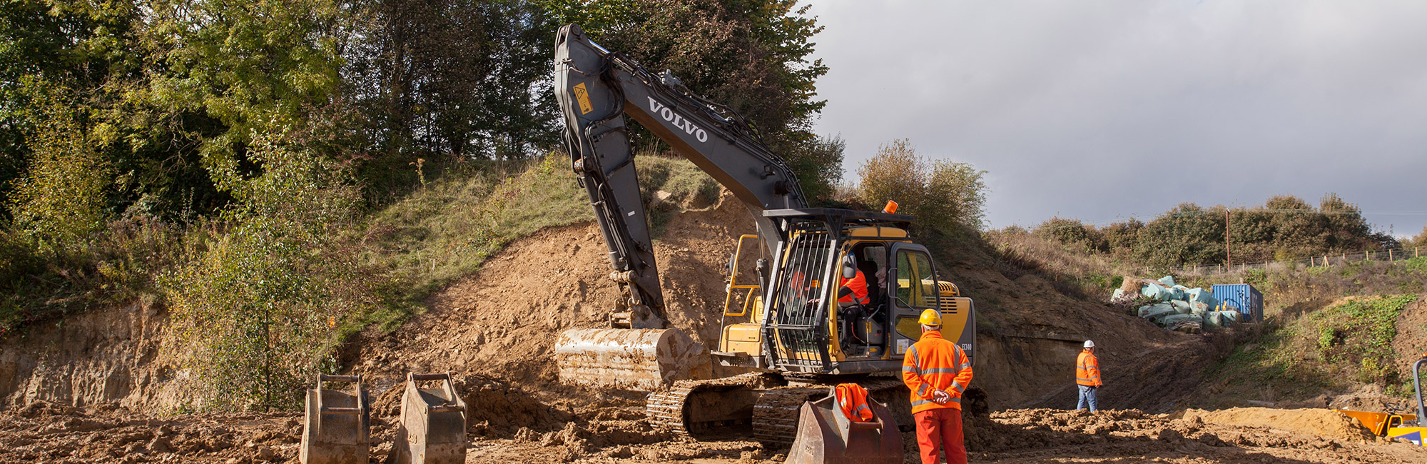 360 Excavator Training In Doncaster Rotherham Barnsley